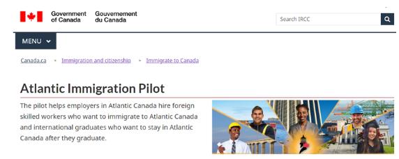 敏思小知识   加拿大一步到位拿绿卡项目之AIPP